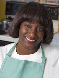 sallie ann robinson author of gullah home cooking the