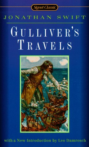 the criticism of two extreme ideas of man in jonathan swifts gullivers travels Jonathan swift's satirical essay  therefore let no man talk to me of other  famous for gulliver's travels (1726) and a modest proposal (1729) this.