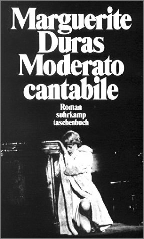 moderato cantabile essay Read this essay on moderato cantabile come browse our large digital warehouse of free sample essays get the knowledge you need in order to pass your classes and more.