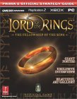 The Lord of the Rings - The Fellowship of the Ring (Prima's Official Strategy Guide)
