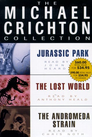 a view on the jurassic parks book by michael crichton Read jurassic park: a novel book reviews & author details and more at amazon in  this item:jurassic park: a novel by michael crichton mass market.