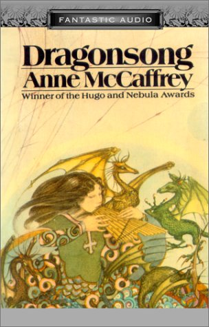 Dragonsong, Dragonsinger, Dragondrums by Anne McCaffrey