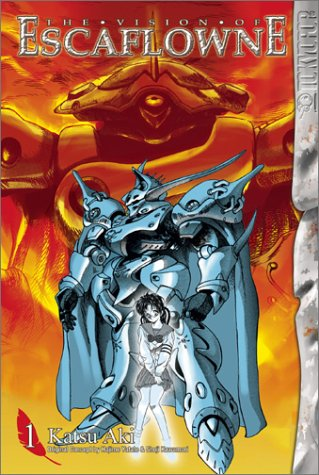 The Vision of Escaflowne, Vol. 1 by Katsu Aki