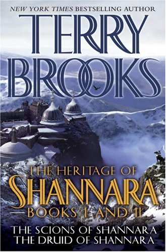 The Heritage of Shannara Books One and Two by Terry Brooks