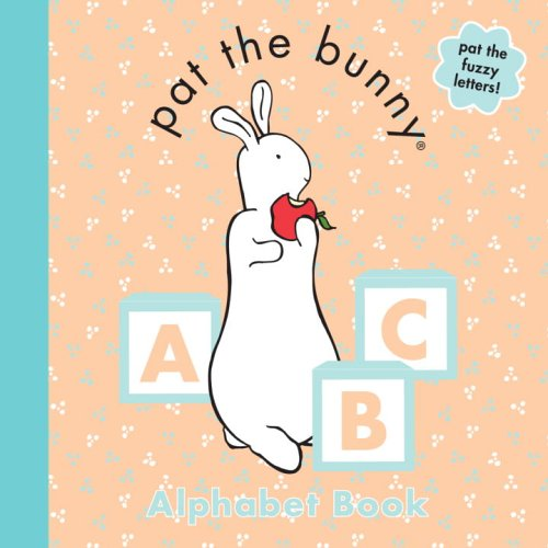 Pat the Bunny: Alphabet Book (Picture Book)