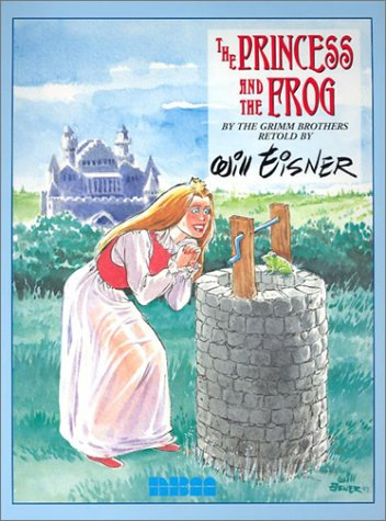 The Princess and the Frog by Will Eisner