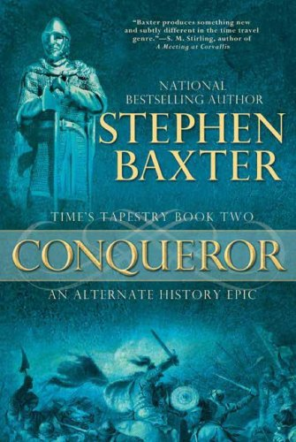 Conqueror by Stephen Baxter