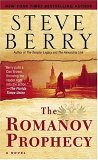 The Romanov Prophecy by Steve Berry