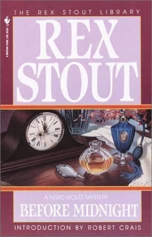 Before Midnight (Nero Wolfe #25)