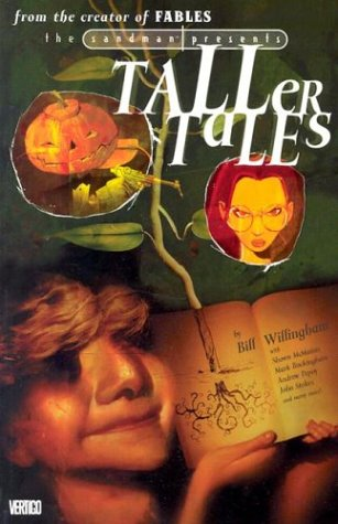 Taller Tales by Bill Willingham