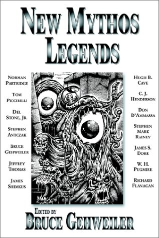 New Mythos Legends by Bruce Gehweiler