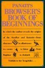 Panati's Brower's Book of Beginnings