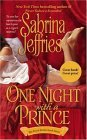 One Night With a Prince (Royal Brotherhood, #3)