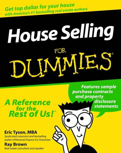 House Selling for Dummies by Eric Tyson