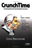 Civil Procedure (CrunchTime)