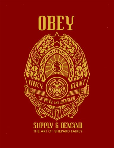 Obey by Shepard Fairey
