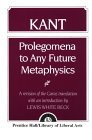 Prolegomena to any Future Metaphysics