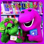 Barney & Baby Bop Go To The Library