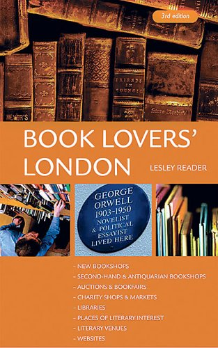 Book Lovers' London by Lesley Reader