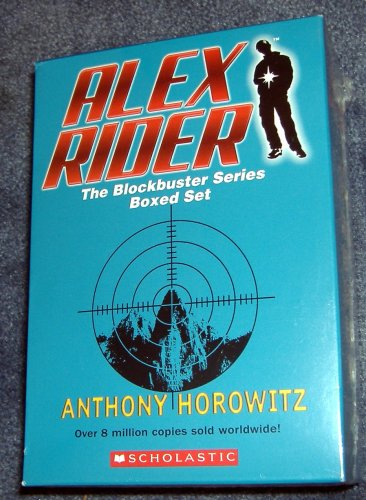 Alex Rider Boxed Set by Anthony Horowitz