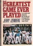 The Greatest Game Ever Played by Jerry Izenberg