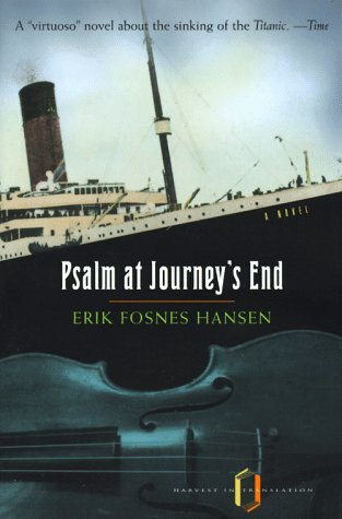 Psalm at Journey's End: A Novel
