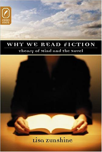 Why We Read Fiction by Lisa Zunshine