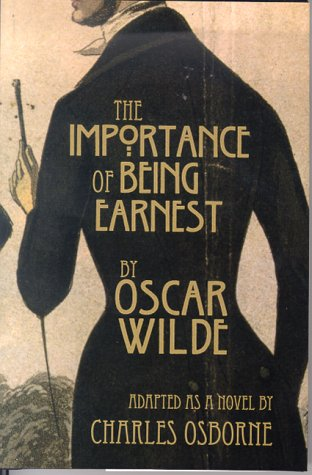 a review of oscar wildes book importance of being earnest 'the importance of being earnest' premiered on st valentine's day 1895 at the st james's theatre, london it was oscar wilde's fourth west end hit in only three years.