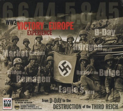 Ww2 Victory in Europe Experience by Julian F Thompson