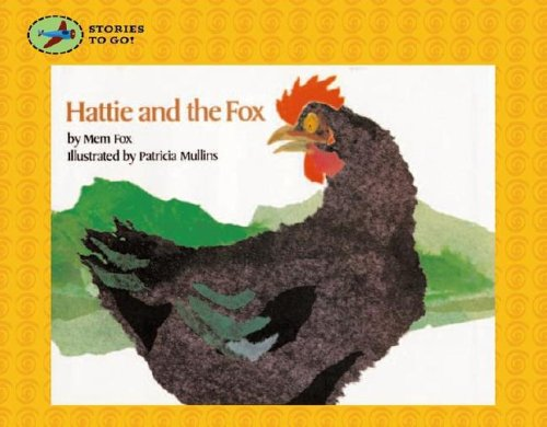 Hattie and the Fox by Mem Fox