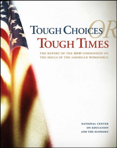 Tough Choices or Tough Times by Jossey-Bass Publishers