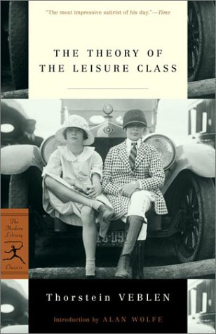 The Theory of the Leisure Class Summary