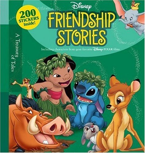 Disney Friendship Stories by Walt Disney Company