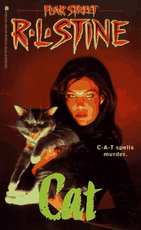 Cat by R.L. Stine