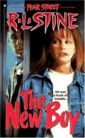 The New Boy by R.L. Stine