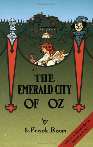 The Emerald City of Oz by L. Frank Baum