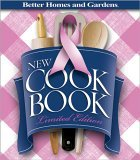 New Cook Book, Limited Edition Pink Plaid: For Breast Cancer Awareness