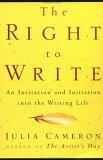 The Right to Write by Julia Cameron