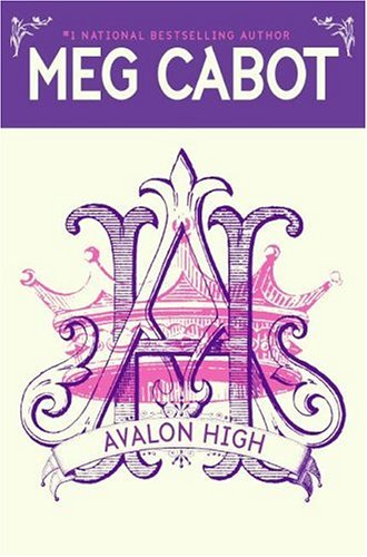 Book Cover: Avalon High by Meg Cabot