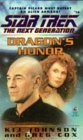 Dragon's Honor (Star Trek: The Next Generation #38)