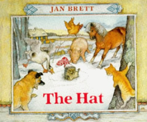 The Hat by Jan Brett — Reviews, Discussion, Bookclubs, Lists