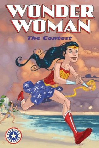 Wonder Woman by Nina Jaffe