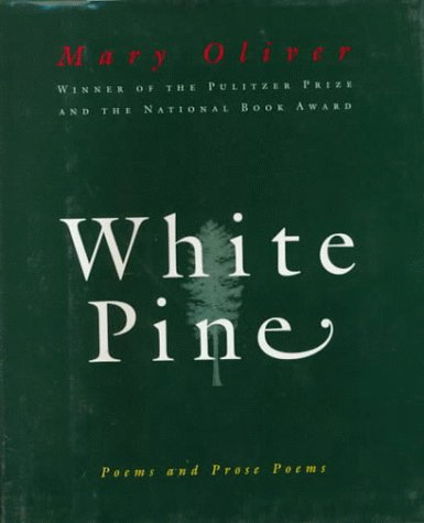 White Pine by Mary Oliver