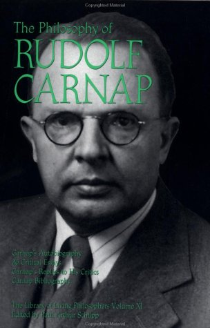 The Philosophy of Rudolf Carnap, Volume 11 by Rudolf Carnap