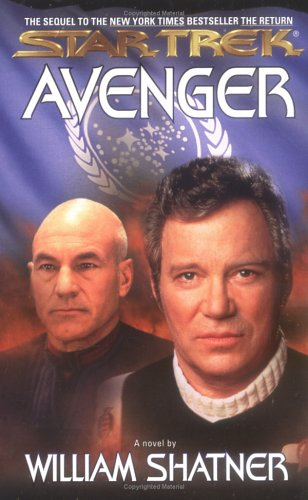 Avenger by William Shatner