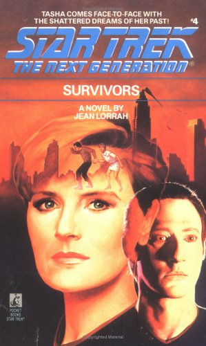 Survivors (Star Trek: The Next Generation, #4)