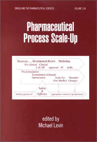 Pharmaceutical Process Scale-Up by Michael Levin
