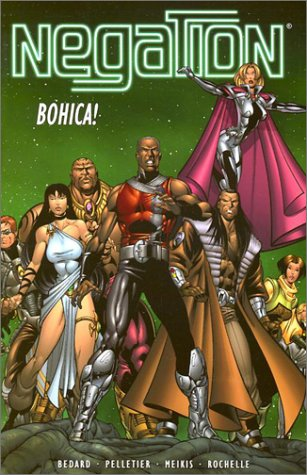Bohica by Tony Bedard