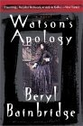Watson's Apology: A Novel