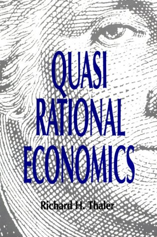 Quasi Rational Economics